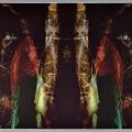 Genesis, 2006, digitaalinen vedos/akryyli, 78x140cm