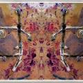 Towards Tomorrow, 2006, digitaalinen vedos/akryyli, 53x140cm